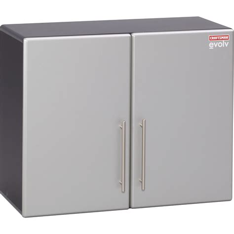 craftsman  evolv  wall cabinet sears outlet