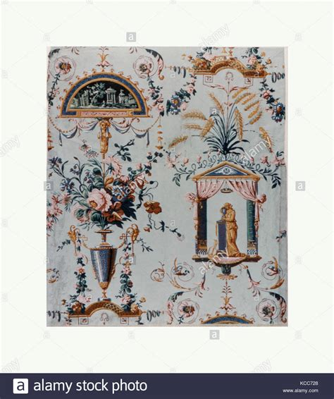 wallpaper classical elements 1780s stock photos 1780s stock images alamy