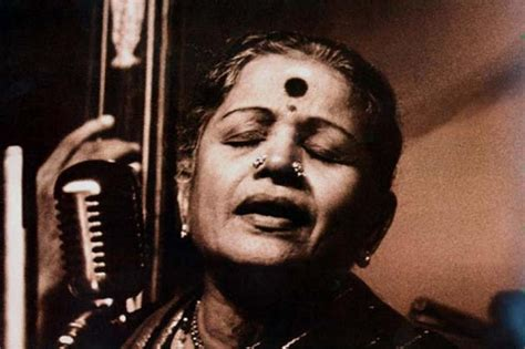 inian song ms subbulakshmi s mystique is decoded in a comprehensive