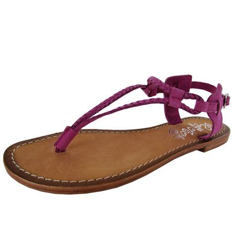monkey sandals monkey womens roxanne leather sandal shoe ebay