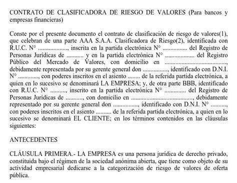 formato modelo o ejemplo de contrato de asimilados a salarios modelos ejemplos formatos plantillas de contratos de