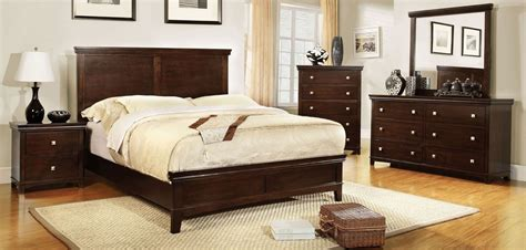 panel bedroom set spruce brown cherry youth panel bedroom set from furniture