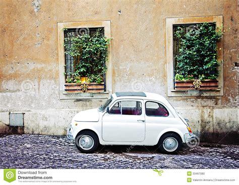 fiat fiori roma fiat 500 gar 233 224 rome italie photo stock image 33467080