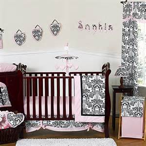 Buy sweet jojo designs sophia 11 piece crib bedding set from bed bath