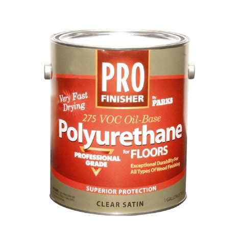 1 gal clear satin water based polyurethane for floors varathane 1 gal clear satin water based floor