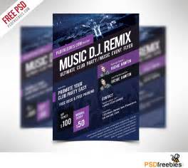 Free Event Flyer Templates by Event Flyer Template Free Psd Psdfreebies