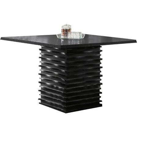 coaster stanton counter height coaster stanton square counter height dining in