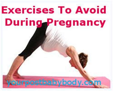 prevent diastasis recti  pregnant