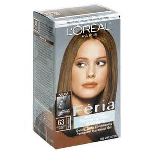 l oreal hair color feria multi faceted color 3x highlights 63 loreal