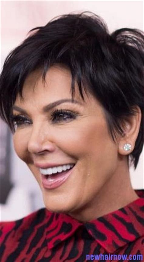 Kris Hairstyles by Kris Jenner Hairstyle Newhairstylesformen2014
