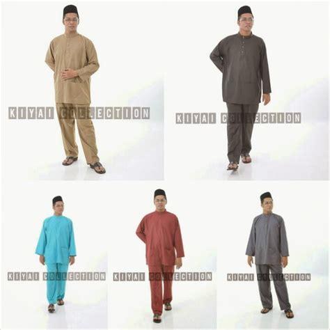 Baju Baj Taja abah careno baju melayu baju wajib hari raya