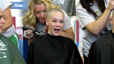 sexy woman goes bald sexy girl goes bald youtube