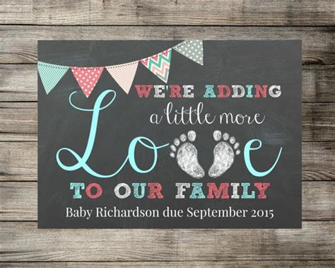 Baby Pregnancy Announcement We Re Adding A Little More Email Pregnancy Announcement Templates