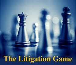 Litigation Game Theory Professional Development Programs