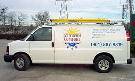 southern comfort air a e sign shoppe vinyl lettering and vehicle graphics