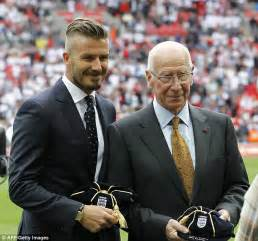 Beckham Wednesday by Beckham Reveals Middle Name Is In Honour Of Charlton