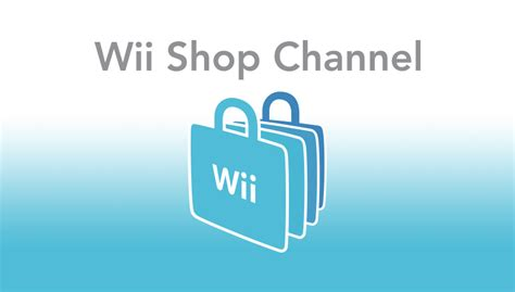the shopping channel official site wii shop closure announcement nintendo official site