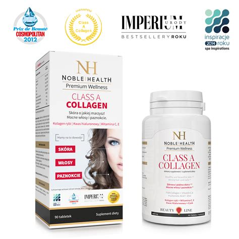 Collagen Tablet kollagen in tabletten class a collagen noble health
