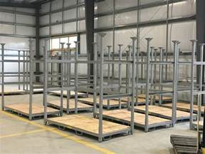window and door stack racks warehouse rack and shelf