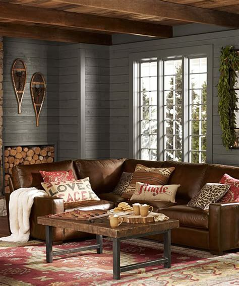 lodge living room furniture living room archives canadian log homes
