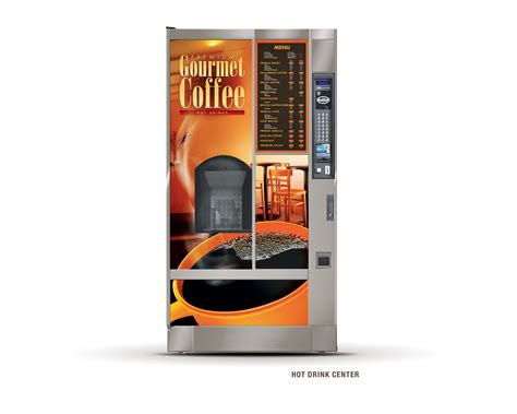 Coffee Vending the transformation of the coffee vending machine in the