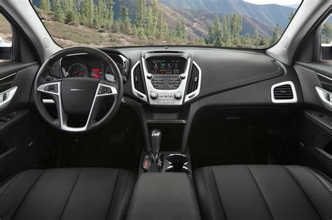 2014 gmc terrain interior 2016 gmc terrain denali awd test review motor trend