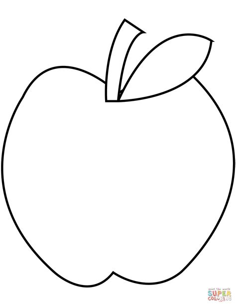 bitten apple coloring page 76 bitten apple coloring page worm is coming out of