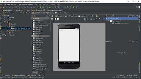 crear un nuevo layout android studio c 243 mo crear una app android androidpit