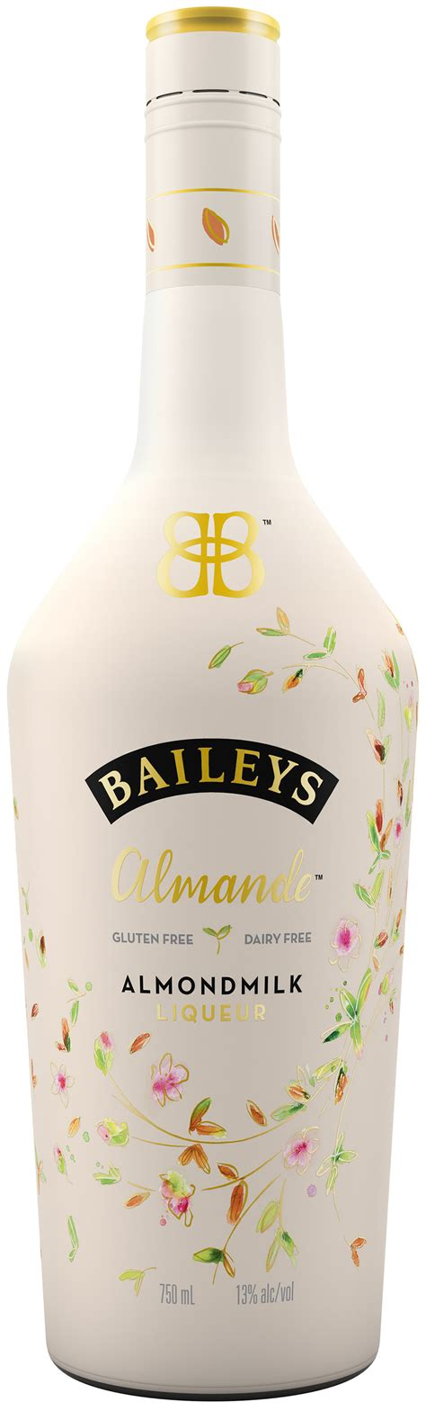 Bailey Tomlin Delicious Food You Can Wear by The New Almond Milk Baileys Is Gluten Free Dairy Free And