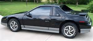 85 Pontiac Fiero Gt 302 Found