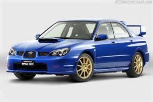 2008 Subaru Sti Horsepower 2006 2008 Subaru Impreza Wrx Sti Images