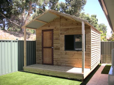 The Shed Malaga by 2 1m Wall Height For Your Backyard