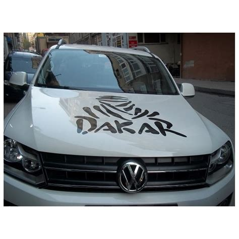 amarok dakar sticker