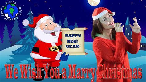 merry christmas british christmas song world kids action songs youtube