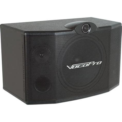 Speaker Vocal vocopro sv 500 10 quot 3 way vocal speaker pair sv 500 b h