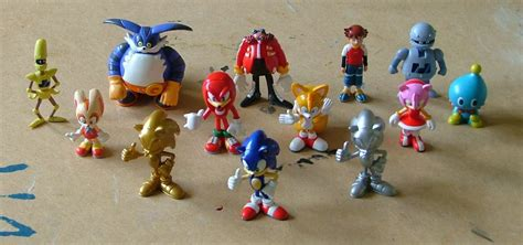 x figure collection image gallery sonic figures