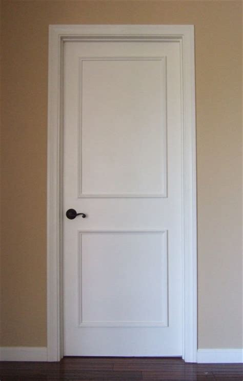 awesome exterior door trim moulding 14 white raised panel