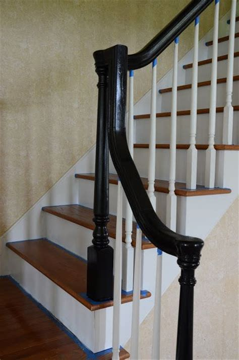how to paint stair banisters 17 best images about painted banisters on pinterest paint foyers and railings