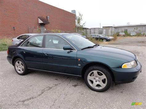 1996 audi a4 2 8 emerald pearl metallic 1996 audi a4 2 8 quattro sedan