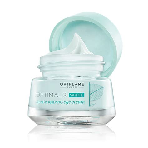 Optimals White Radiance Eye dear e diary review oriflame skincare set optimals white