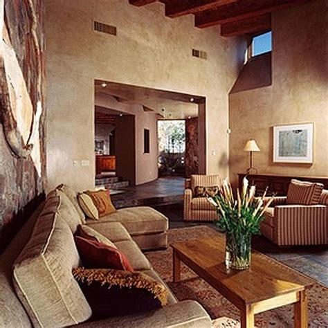 Southwest Home Decorating Ideas by Modern Southwestern Pueblo Design Southwestern Decor