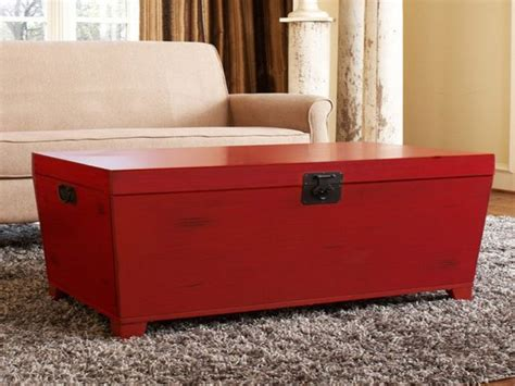 Coffee Table Modern Trunk Coffee Table Wood Simple Design Modern Trunk Coffee Table