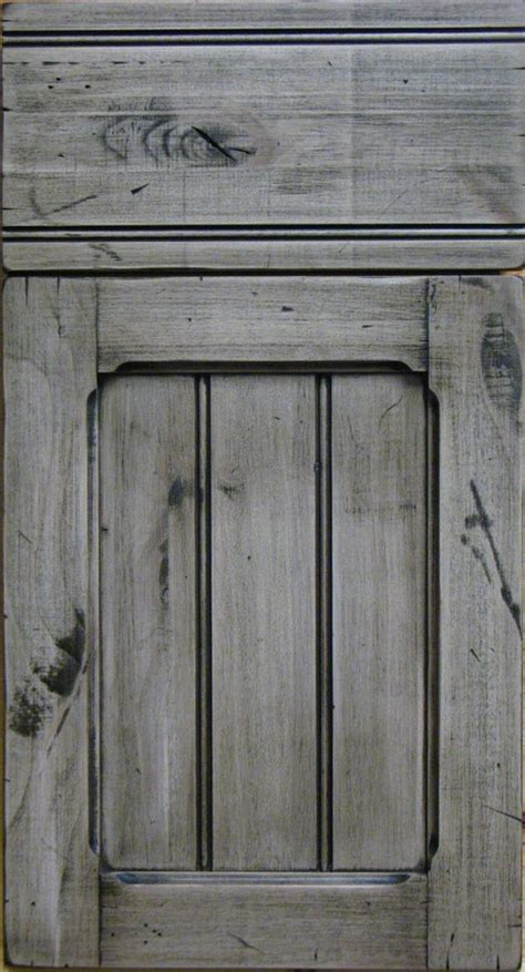 how to distress cabinets with stain stain