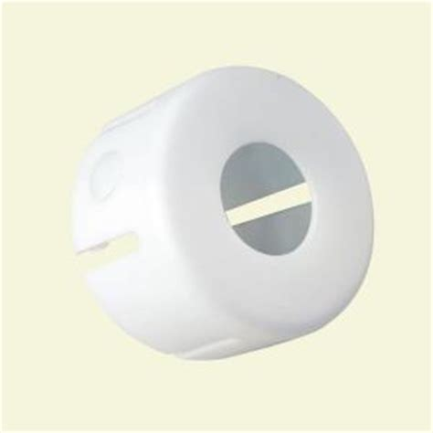 Plastic Door Knob Covers prime line plastic door knob cover s 4441 the home depot