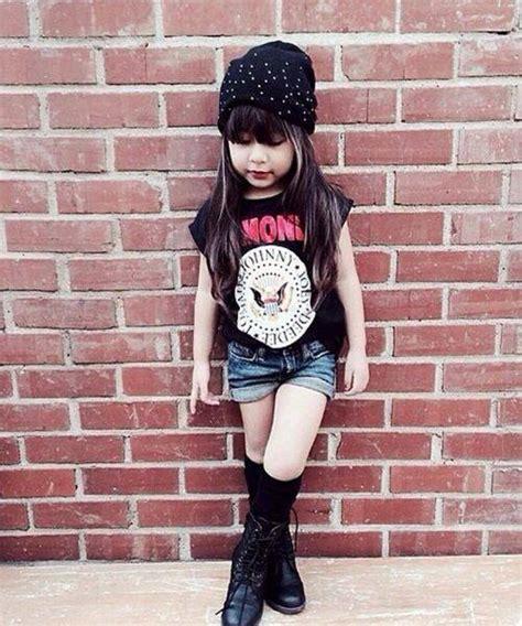 ver imagenes rockeras galer 237 a 15 ni 241 as que son todas unas princesas rockeras de