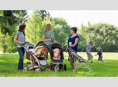 Covering stroller to keep out sun can overheat your baby ... Umbrella Stroller With Canopy