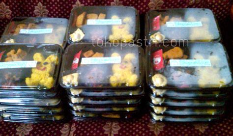 Kemasan Nasi Bento Menerima Pesanan Nasi Bento Ulang Tahun Untuk Daerah