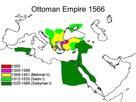 ottoman empire 1566 how the turks saved turkey ppt video online download