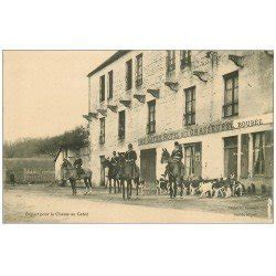 Chasse Post Office by Cartes Postales 61 Orne
