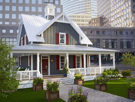 house of the year exterior 1 country living magazine just built a victorian cottage in